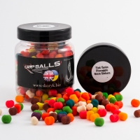 Tick Tacks Sinkers Pineapple 10mm CARPBALLS (Ананас)