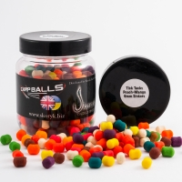 Tick Tacks Sinkers Peach&Mango 10mm CARPBALLS (Персик и манго)