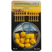 Имитация медленно тонущей сахарной кукурузы / Imitation Sweetcorn Yellow (SLOW SINKING)