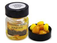 """Смесь искусственных кукурузных зёрен в дипе """"Тутти Фрутти и Персик"""" 5мл(Sweetcorn&Maize Mixed 5ml Tutti Frutti&Peach Flavour)"""