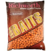 "Бойлы Richworth Euro Baits ""Rich Fruit"" - 3 kg (Фрукты)"