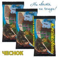 Клейковина Corona-Fishing - Чеснок - 250 грамм