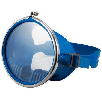 Маска для плавания Глубинка (Синяя)