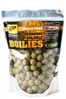 CCBaits Пылящие Бойлы Economic Soluble Green Peas