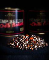 Зерновая смесь консервированная Carpio - Hemp Seeds+Chilli flakes (Семена конопли + перец Чили) - 0.5 л