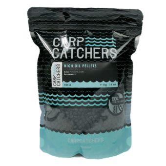 Пеллетс Carp Catchers «High Oil Pellets»  - 1 кг