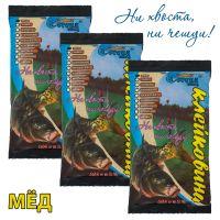 Клейковина Corona-Fishing - Мёд - 250 грамм