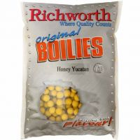"Бойлы Richworth Original Boilies ""Honey Yucatan"" (Мёд)"
