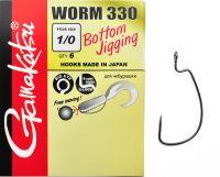 Крючок Gamakatsu Worm 330 Bottorn Jigging