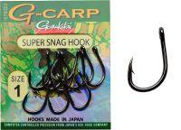 Крючки Gamakatsu G-CARP Super Snag - 10 шт.