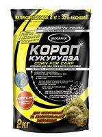 "Прикормка Megamix - ""Карп-кукуруза"" - 2 кг"