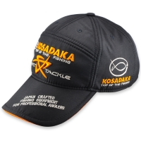 Кепка Kosadaka (черная)