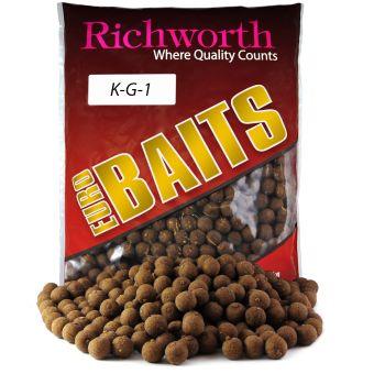 """Бойлы Richworth Euro Baits """"K-G-1"""" (Смесь фруктов и рыбного запаха)"""
