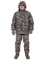 Демисезонный костюм для рыбалки и охоты - Anvi -5°C - Дуб (ткань Алова)