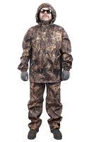 Демисезонный костюм для рыбалки и охоты - Anvi +5°C - Камыш (Дюспо)