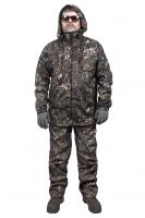 Демисезонный костюм для рыбалки и охоты - Anvi +5°C - Дуб (Дюспо)