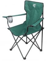 Кресло раскладное Рыбак Vista - 81x43x91 см - Зеленый - 4820227320103