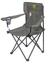 Кресло раскладное Vista Рыбак  - 81x43x91 см - Хаки - 4820227320103