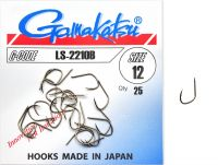 Крючок Gamakatsu LS-2210B - BROWN