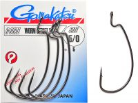 Крючок Gamakatsu Worm Offset EWG NS/0