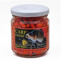 Кукуруза Energofish Carp Expert 10-15 мм - 212 мл - Тутти-Фрутти оранжевая