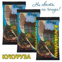 Клейковина Corona-Fishing - Кукуруза - 250 грамм