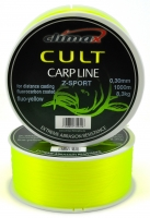 Леска Climax Cult Carp Line Z-Sport fluo-yellow