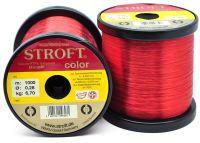 Карповая леска STROFT Color Red - 1000 м (Германия)