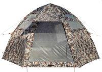 Летняя кемпинговая палатка Лотос 5 Мансарда (модель 2018)
