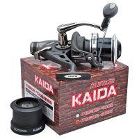Карповая катушка с байтраннером Kaida MBR 02-8000