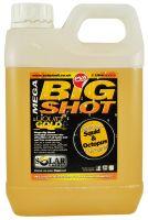 Аттрактант Solar MEGA BIG SHOT SQUID & OCTOPUS - 1 литр (Кальмар+осьминог)
