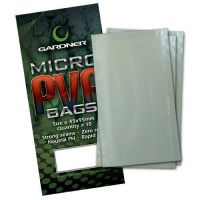 ПВА пакеты Gardner PVA BAGS MICRO 95x45 мм - 10 шт.