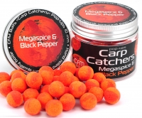 Бойлы pop-up Carp Catchers «Megaspice&Black Pepper» 10mm