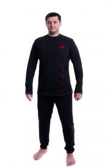 Термобелье Carpe Diem Микродайвинг «Мужской тёплый» на тело (первый слой)