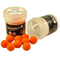 Mini Discharge Pop Ups Carpballs - 14mm - Bee Juice (Пчелиный нектар)
