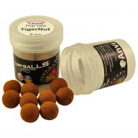 Mini Discharge Pop Ups Carpballs - 14mm - Tigernut (Тигровый орех)