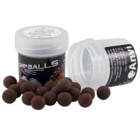 Пробник Carpballs Pop Ups Salted Coconut 9 mm (Соленый Кокос)