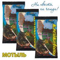 Клейковина Corona-Fishing - Мотыль- 250 грамм