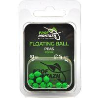 Насадка ароматизированная ПрофМонтаж Floating Ball Горох
