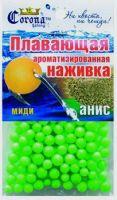 Плавающая ароматизированная наживка - Миди (пенопластовые шарики)