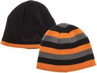 Двухсторонняя зимняя шапка Norfin Discovery Gray