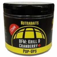 Бойлы плавающие Nutrabaits BFM Krill & Cranberry