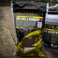 Пеллетс Nutrabaits BFM Krill & Cranberry