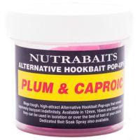Бойлы Плавающие Nutrabaits Plum & Caproic Acid