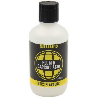 Ароматизатор Nutrabaits Plum&Caproic Acid - 100мл