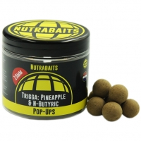 Бойлы плавающие Nutrabaits Trigga Pineapple N-Butyric