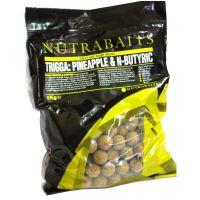 Бойлы Nutrabaits Trigga Pineapple N-butyric