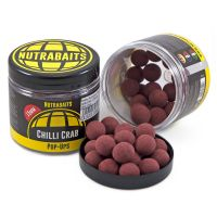 Бойлы Nutrabaits Pop-Up Chilli Crab - 15mm