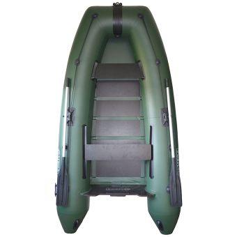 Надувная моторная ПВХ лодка Омега 310 МU