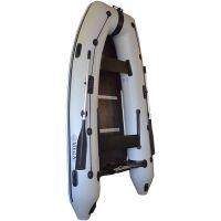 Надувная килевая ПВХ лодка Омега 330 МК